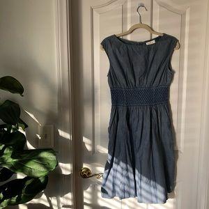 Kate Spade  Blaire Chambray Dress